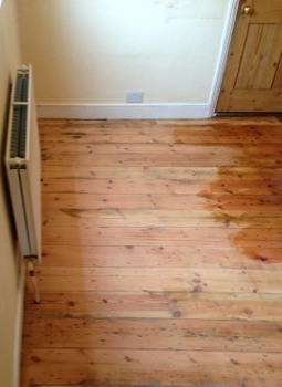 wood floor sanding in chlesea