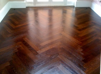 reliable floor sanding Larkhall