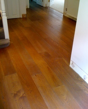 professional wood floor sanding in barnet