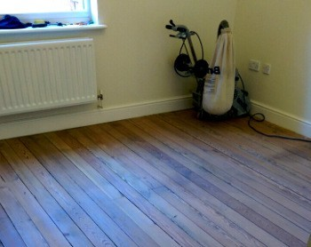 the best floor sanding company in Nunhead