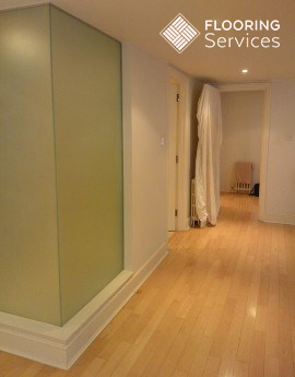 wood floor fitting company in london