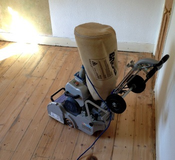 wood floor sanding in barnet