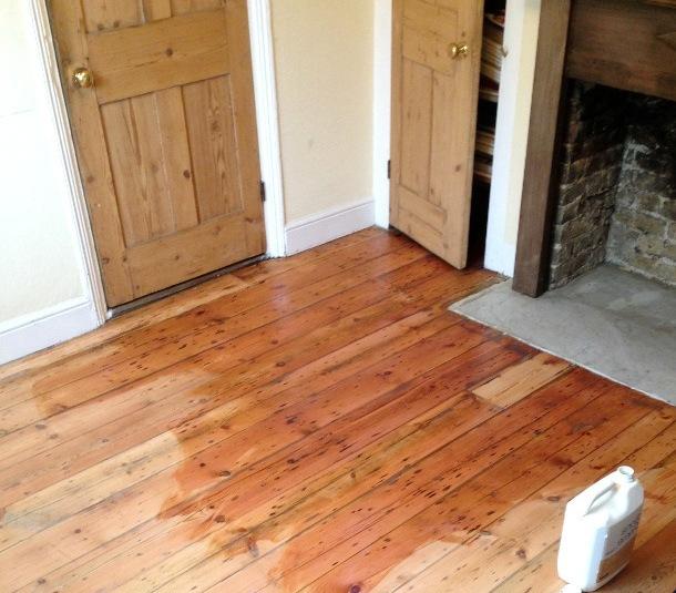 floor sanding company in croydon
