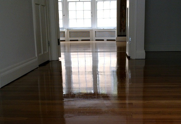 wood floor sanding ealing
