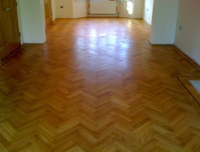 Professional Floor Sanding in Fulham