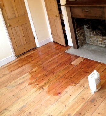 wood floor sanding in greenwich