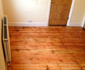 hackney floor restoration company
