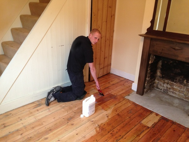 tower hamlets wood floor sanding