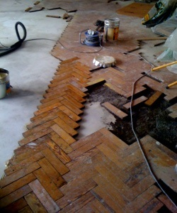 floor sanding Sands End