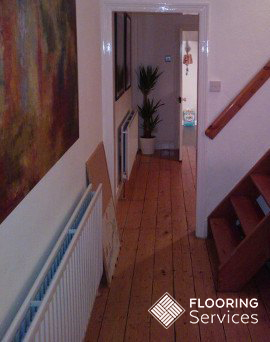 wood floorboards restoration in london