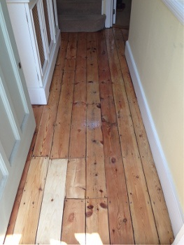 affordable floor sanding in greenwich