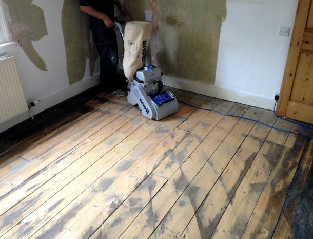 floor sanding haringey