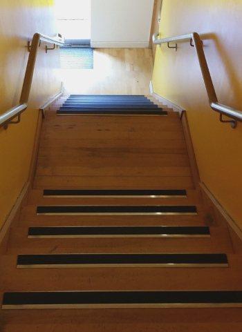 wooden staircase sanding lewisham