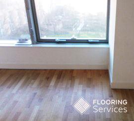 parquet floor sanding in london