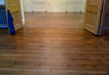 local floor sanding company in West End WC1