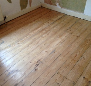 floor sanding company in redbridge
