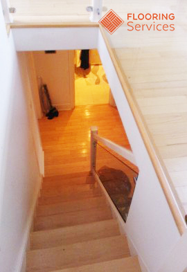 staircase restoration london