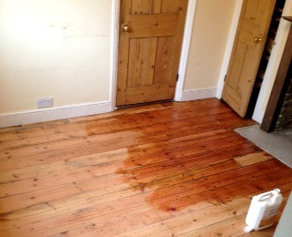 Wood Floor Restoration in Tower Hamlets