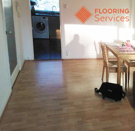 wood floor oiling london