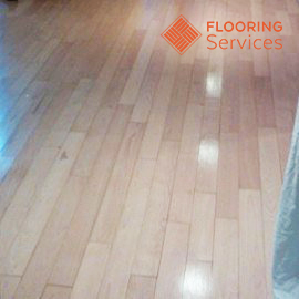 wood floor polishing london
