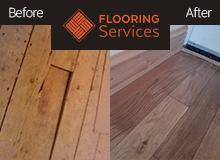 wood flooring restoration in london
