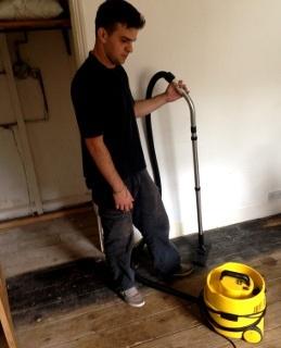 expert wooden floor sanding fulham