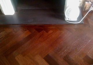 professional floor sanding East Acton